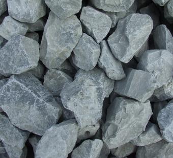 90-150mm (4-6 in) Grey Limestone