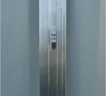 8′ Permaloc Aluminum Edging