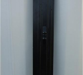 8′ Permaloc Black Aluminum Edging