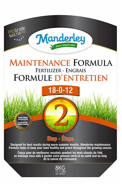 Manderly Maintenance Formula Fertilizer (8 kg)