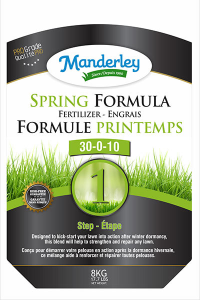 Manderly Spring Formula Fertilizer (8 kg)