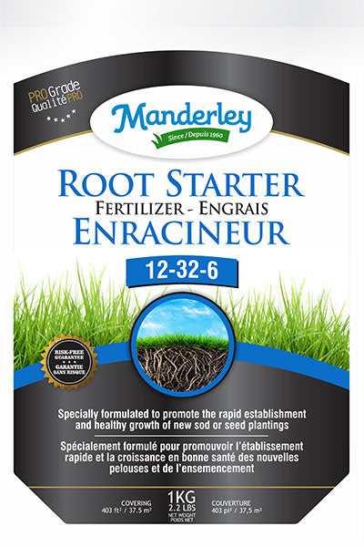 Manderly Root Starter Fertilizer <br/>(1 kg)