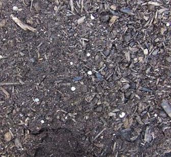 Peat moss garden mix