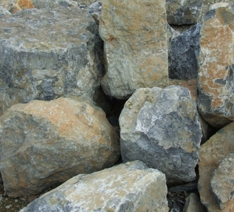 Rustic Boulder