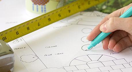 Bulk landscape product calculations