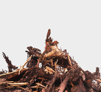 Mulch and Wood Chips Edmonton | The Black Dirt Company