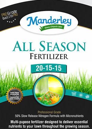 Manderley All-Season Fertilizer<br/> (25 kg)