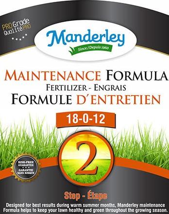 Manderley Summer Formula Fertilizer (8 kg)