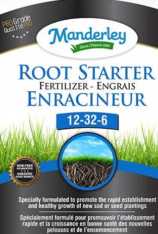 Manderley Root Starter Fertilizer <br/>(1 kg)