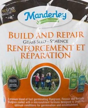 Manderley Build and Repair Seed<br/> (22.7 kg)